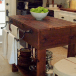 DIY Kitchen Island With Seating Plan & Cost
