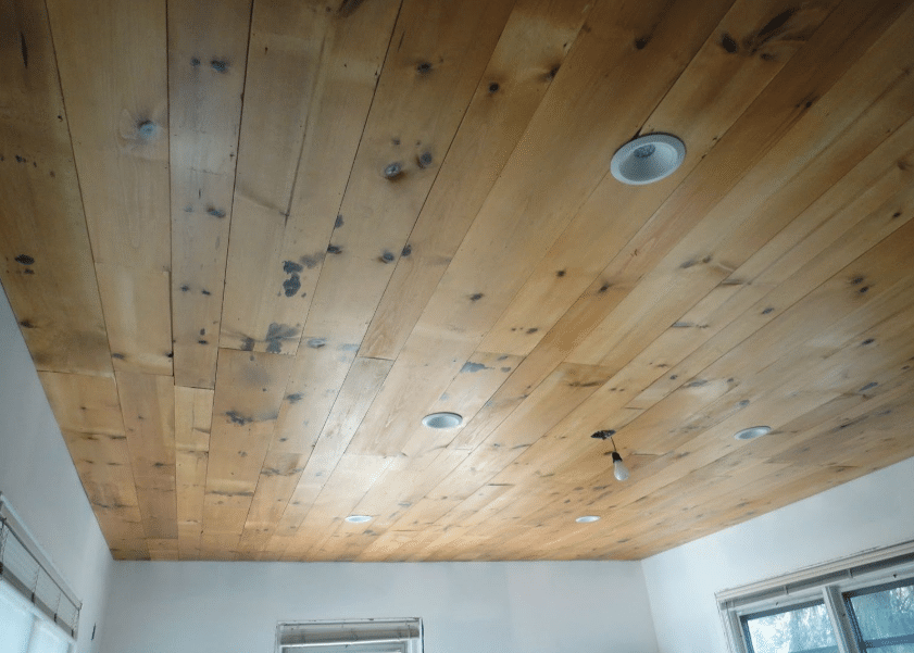 How To Install Tongue And Groove Ceiling