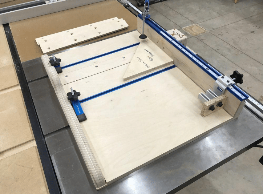 Table Saw Sled Runners