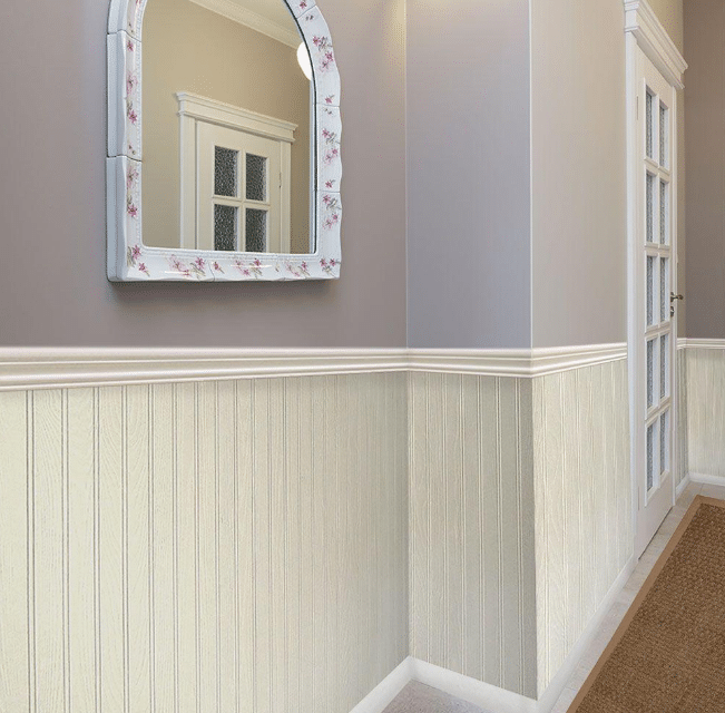 Wainscoting Styles and Designs