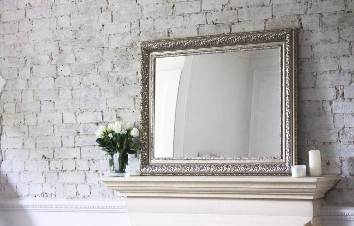 Decorative Mirror for the Living Room
