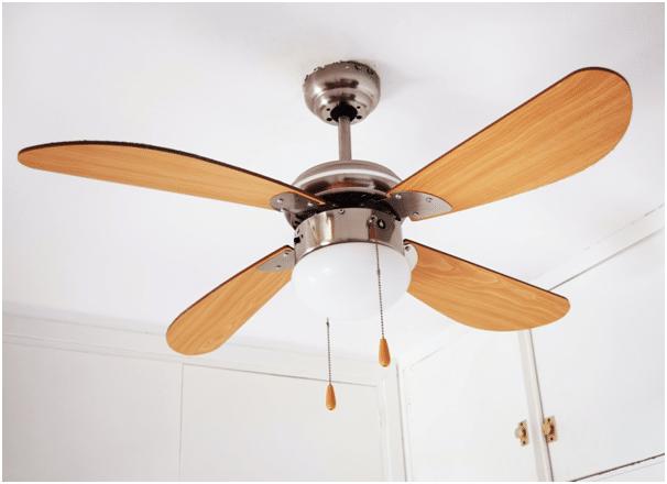 install a fan