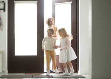 A Single Parent's Guide To Buying A New House
