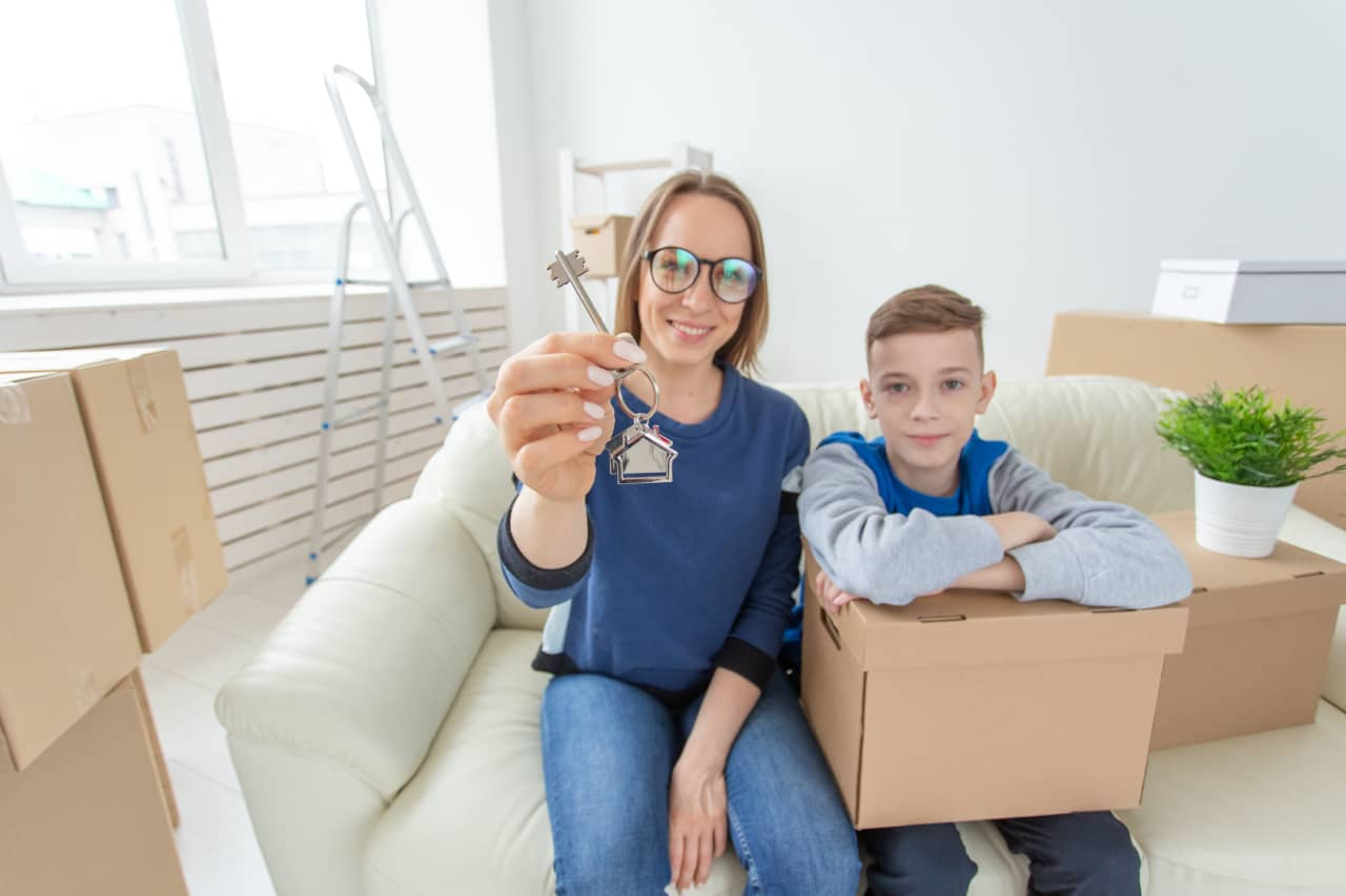 talk to your kid about buying home